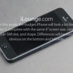 傳言中的平價 iPhone 實機照流出