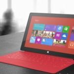 微軟 Surface RT 2012Q4 銷量可能僅有 100 萬台