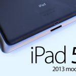 傳言中的 iPad 5 的外觀會是什麼樣子?