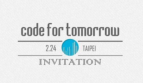 Taipei Open Data Day