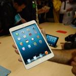 NPD:iPad mini年出貨量將超越iPad