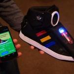 Google 研發會說話的鞋