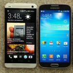 HTC One銷量僅為Galaxy S4一半