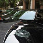 【中國觀察】Nokia 手機砸破汽車擋風玻璃後仍正常通話