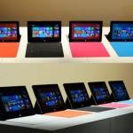 微軟 Surface 二代將推出多個尺寸版本