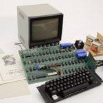古董 Apple I 拍賣出 67.14 萬美元高價