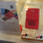 Computex 2013速報 – 誠研科技Pringo Wifi隨身印表機