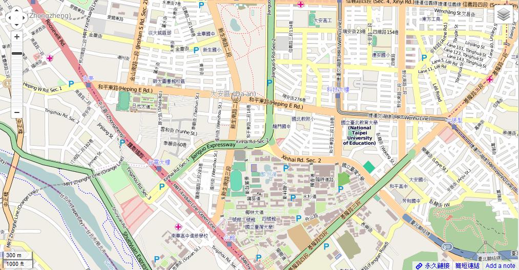 OSM_Taipei