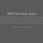 蘋果開發者網站被駭當機五天,蘋果宣佈網站砍掉重練