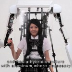 機器人在進化 史上首款零售版動力外骨骼 Power Jacket MK3上市銷售