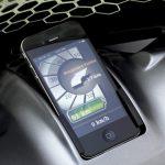 全球第一款結合iPhone的摩托車「A4000i」
