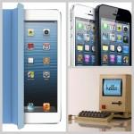 網摘-iPhone 銷售數字看法多樣、iPad mini 維繫了蘋果成長、用樂高打造自屬經典電腦