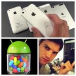 網摘-iPad 市占滑落/Android 4.3 發表/Retina iPad mini 衝擊蘋果毛利/平價版 iPhone 與各代 iPhone 疊疊樂