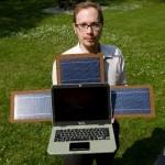 Sol 太陽能筆電充電 2 小時續航 10 小時