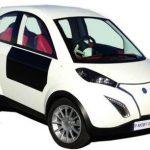 只靠太陽能,電動車 P-MOB 行駛 20 公里