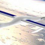 太陽能無人飛行器,可取代人造衛星?