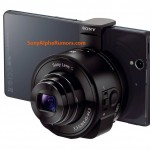 SONY 要用外掛的方式來增強手機拍照功能