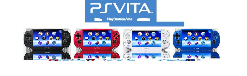 PS Vita JPY 19990
