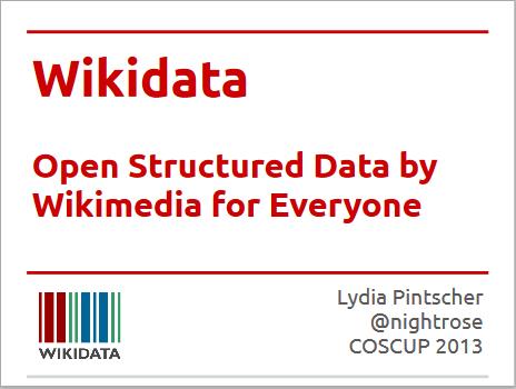 wikidata-lydia