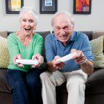 打遊戲可讓老年大腦重返青春