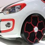 韓泰輪胎加入無充氣輪胎行列