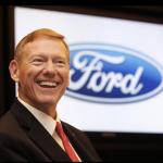 Ford汽車 CEO Alan Mulally 跨界入主微軟?