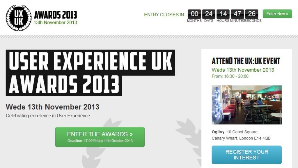 UXUK Awards