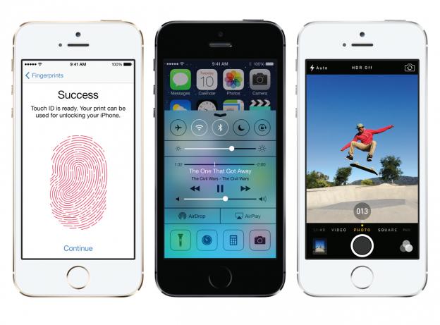 iPhone 5s-3model
