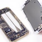 iphone 5S 最新拆解
