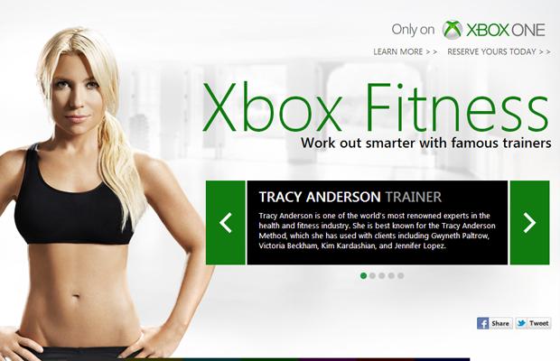 Xbox One 推 Xbox Fitness 健身功能、Kinect 2 可同時辨識雙人對話