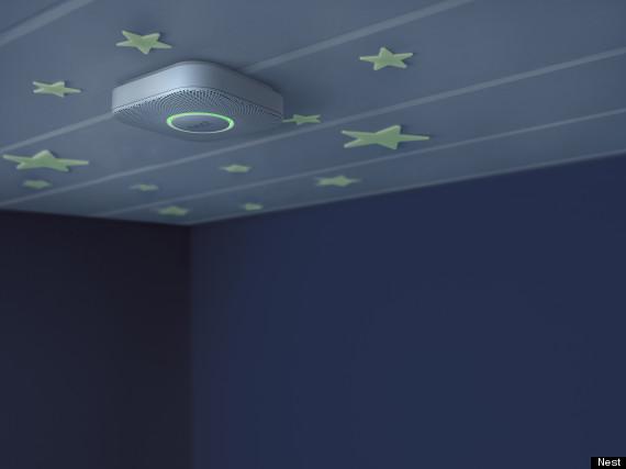 Nest 下一步:改革家中的煙霧偵測器