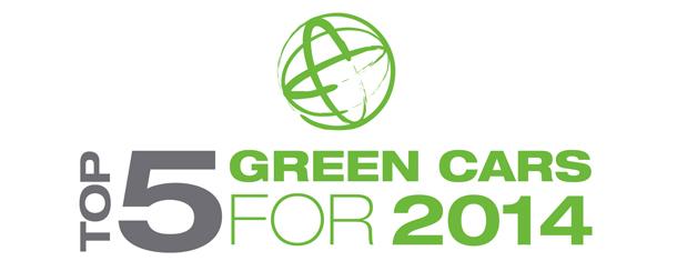 《綠能汽車期刊》公布 2014 年度綠能汽車大獎入圍名單