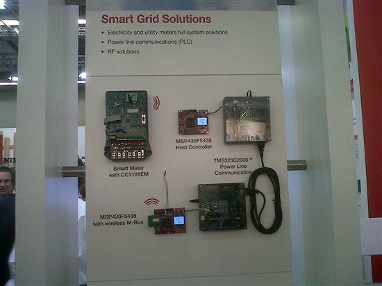 德州儀器創新系統解決方案支援面向未來的高穩健智慧電網部署