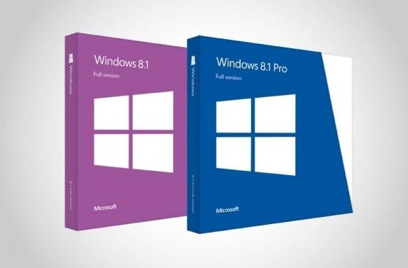 Windows 8.1 來報到了!