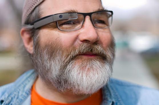 Google Glass第二代測試版發表,近視族也能用