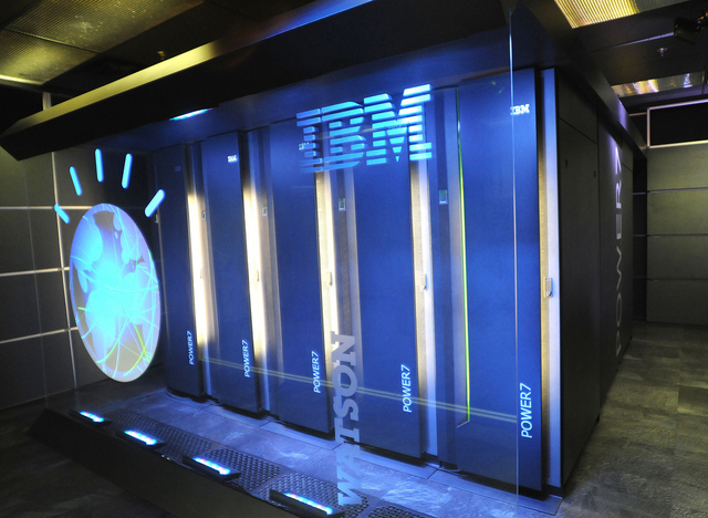 聯想再議併購 IBM 低階伺服器部門