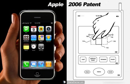 Apple-Multi-Touch-Pinch-Zoom-Patent-iPhone-450x293