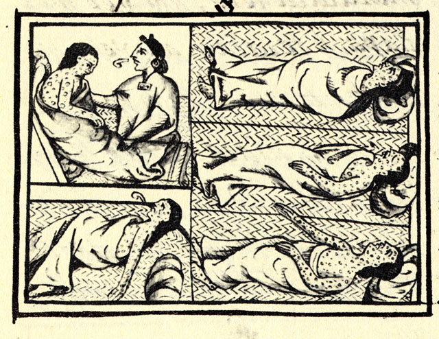 Florentine Codex smallpox