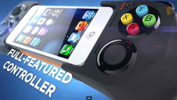 另一款 iPhone 遊戲搖桿 Moga Ace Power 影片現身