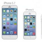 蘋果明年推大量新產品,iPhone 將有 4.7 與 5.7 吋版