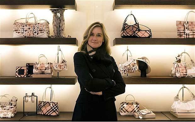 蘋果挖角時尚產業 Burberry CEO 出任零售主管