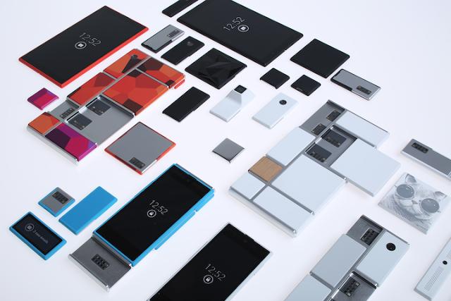 手機也可 DIY,Motorola 啟動模組手機計劃