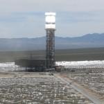 美國政府投資,第一座大型太陽熱能電廠將運轉