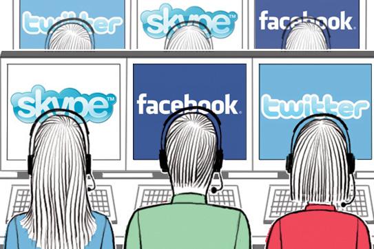 你贊成監視小孩的臉書嗎?