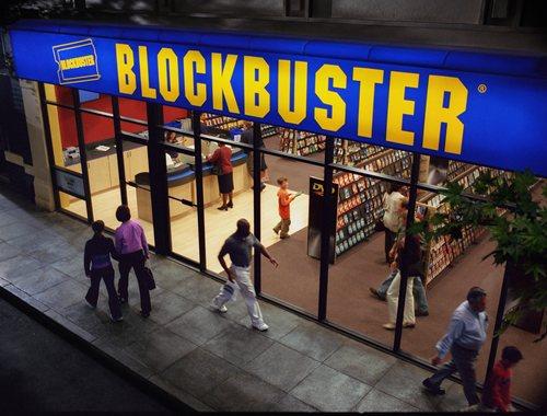 百事達門市租出的最後一片 DVD 電影是?