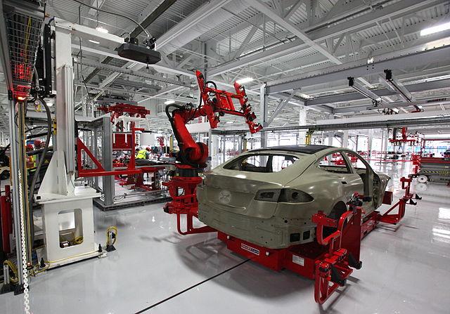 流年不利,電動車特斯拉 Tesla 工廠意外 3 人受傷