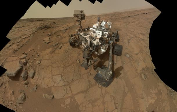 NASA 好奇號探測車在火星重開機,進入安全模式