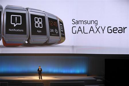 三星:Galaxy Gear 沒有那麼差,出貨至少 80 萬支