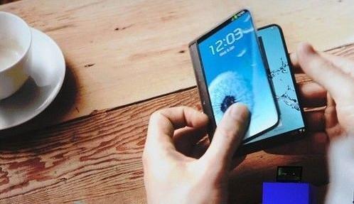 三星計劃2015推出螢幕可折疊手機
