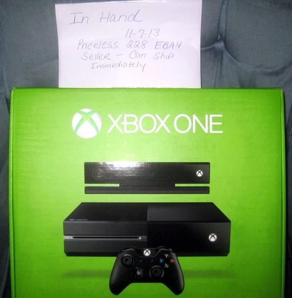微軟物流出錯,三名玩家提前收到Xbox One